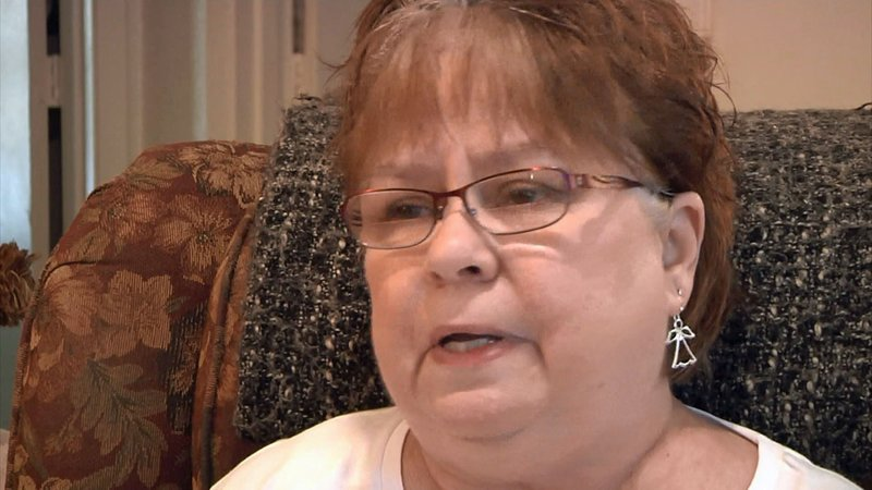 Leslie Kolhoff fears that a proposed asphalt plant in her neighborhood would bring health risks. (KTEN)