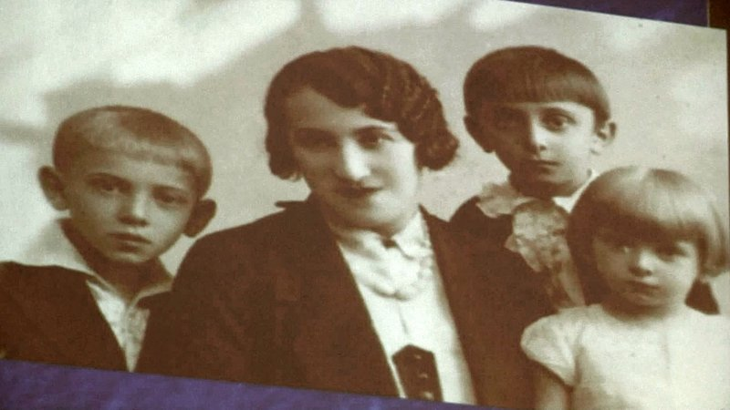 Rachel Miller's mother, two brothers and sister died in the Holocaust, along with her father. (Courtesy)