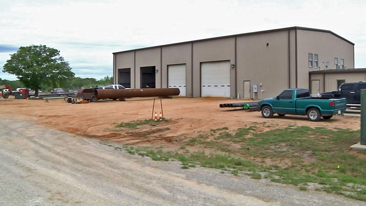 A grant will help fund an expansion at Nitro-Lift Technologies in Tishomingo. (KTEN)
