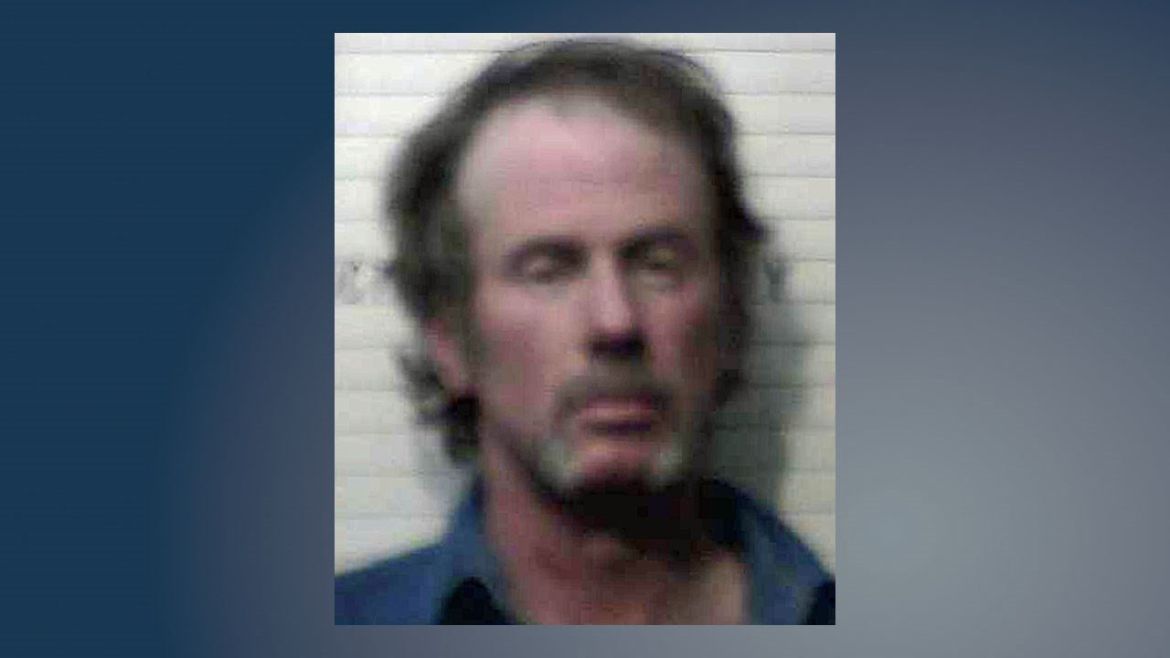 Tobye Dockray was jailed after an altercation with his estranged wife. (Choctaw County Jail)