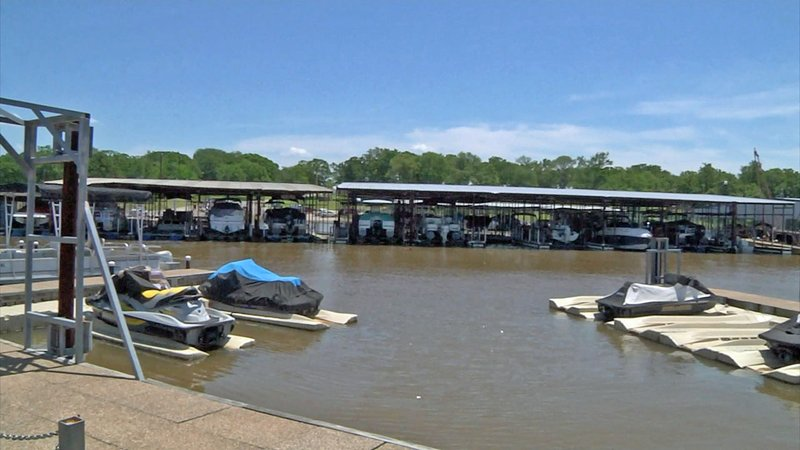 Buncombe Creek Resort is ready to deal with more wet weather. (KTEN)