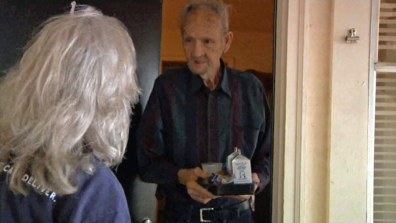 Meals on Wheels of Texoma delivers nutrition and companionship to senior citizens in Grayson County. (KTEN)