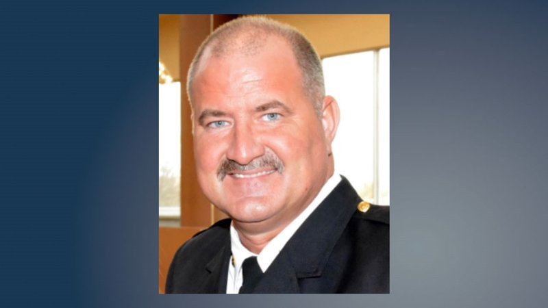 Michael Gudgel is the sole finalist for the open Denison police chief position. (Courtesy)