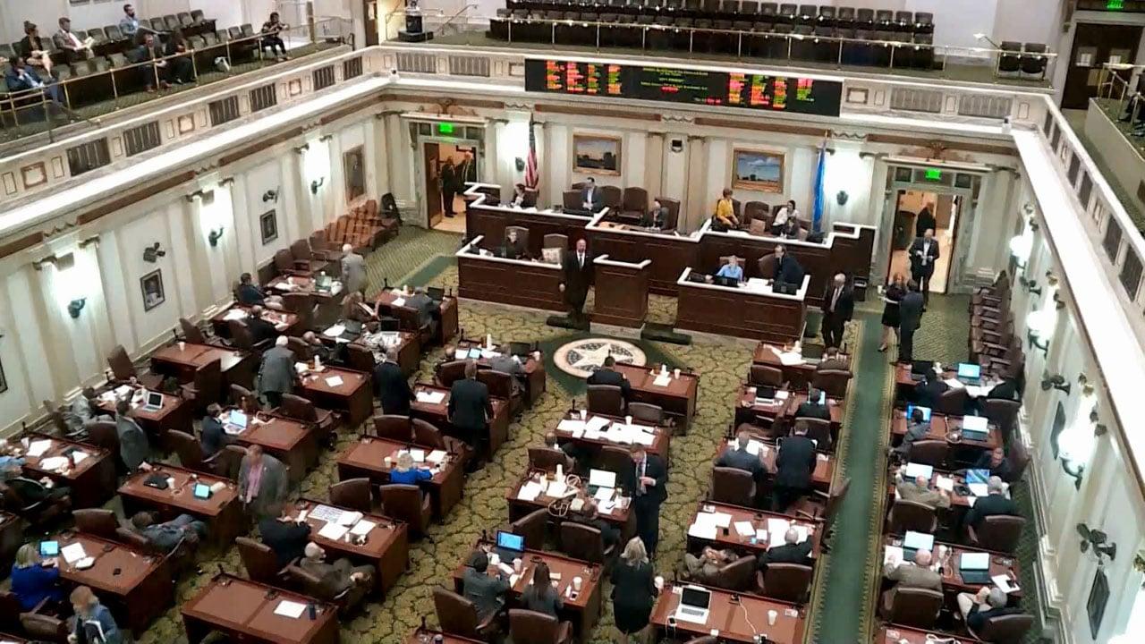 Oklahoma House of Representatives (File/KFOR)