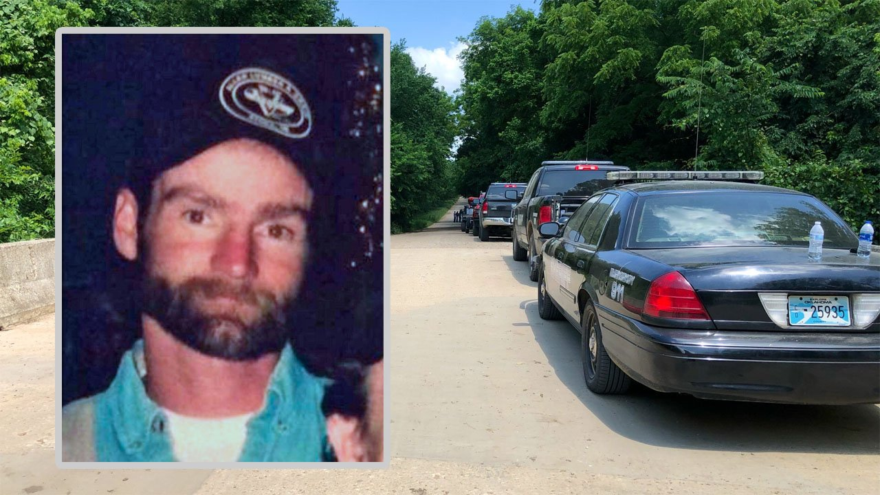 Authorities believe the remains of Stephen Simonds were located in rural Coal County on May 23, 2019. (KTEN)