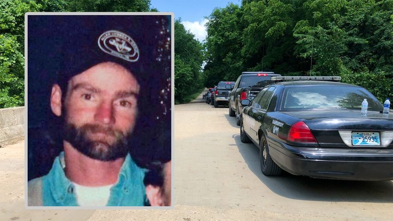 Authorities said the remains of Stephen Simonds were located in rural Coal County on May 23, 2019. (KTEN)