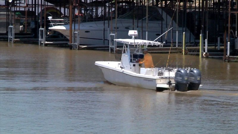 High water has forced some Marshall County fishing tournaments to be postponed. (KTEN)