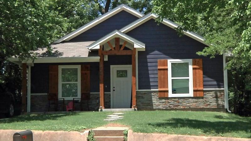 Denison has a plan to create affordable housing. (KTEN)