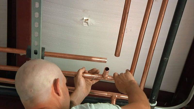 Plumbers in Texas may soon be unregulated. (KTEN)
