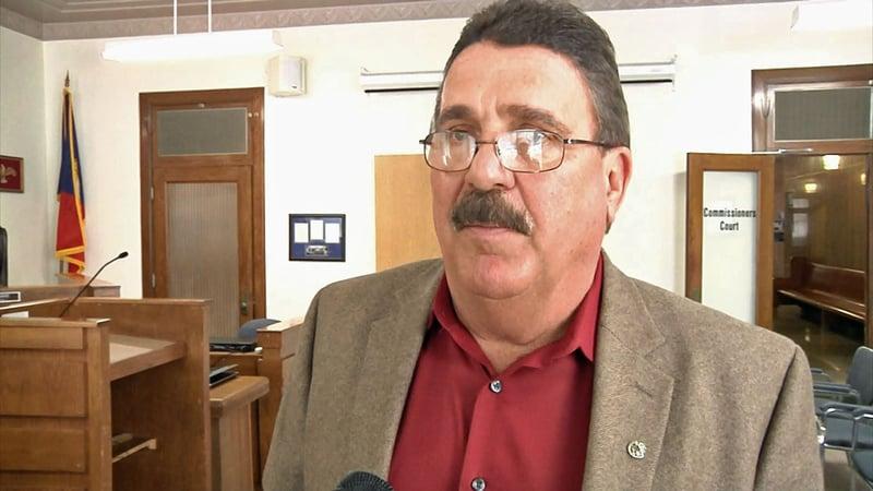Long time Grayson County purchasing agent Jeff Schneider is retiring. (KTEN/File)