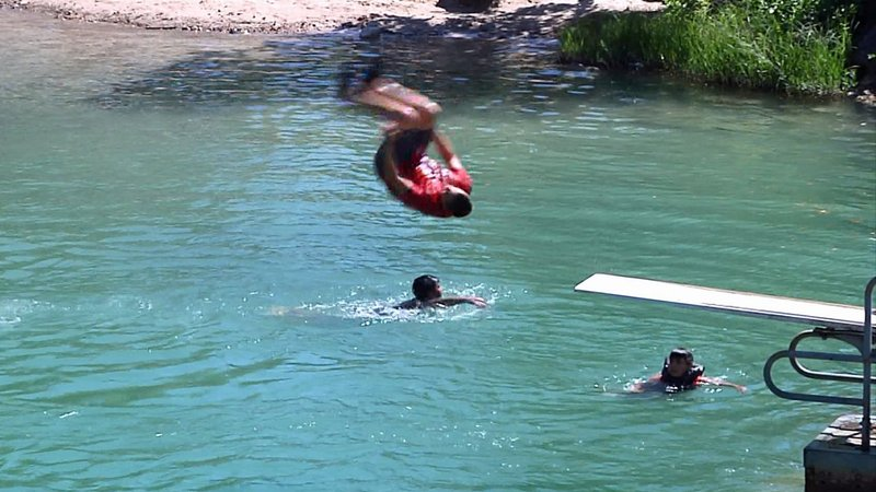 Turner Falls Park is bracing for big crowds on the 4th of July holiday weekend. (KTEN)