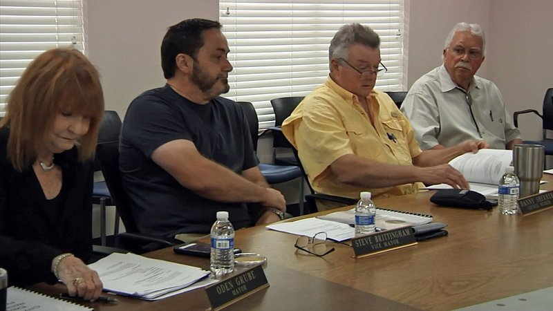 The Durant City Council voted to engage a search firm to identify candidates for city manager. (KTEN)