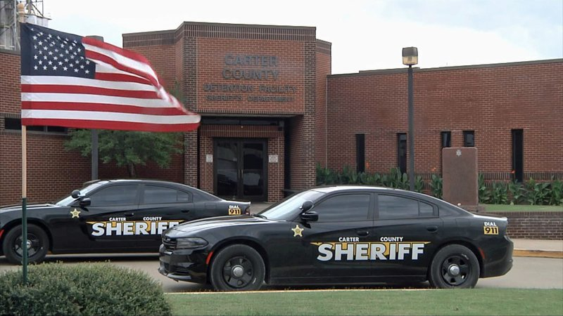 The Carter County Sheriff is now handling dispatch duties for the Wilson Police Department. (KTEN)
