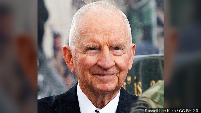 Ross Perot died on July 9, 2019.