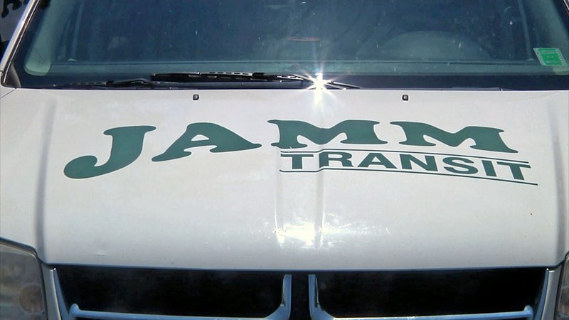 JAMM Transit serves four south-central Oklahoma counties. (KTEN)