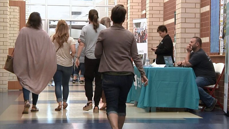 Educators from across south central Oklahoma met in Durant on July 17, 2019. (KTEN)
