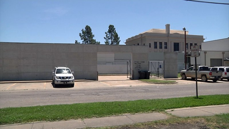 The Bryan County Regional Juvenile Detention Center is closed pending a state investigation. (KTEN)