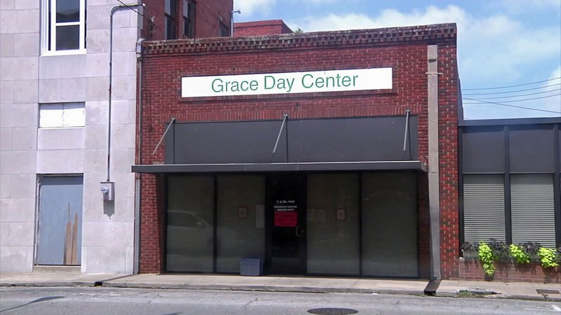 The Grace Day Center helps the homeless in Ardmore. (KTEN)