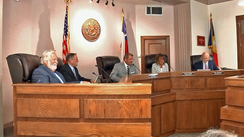 Grayson County Commissioners are considering another reduction in the property tax rate. (KTEN)