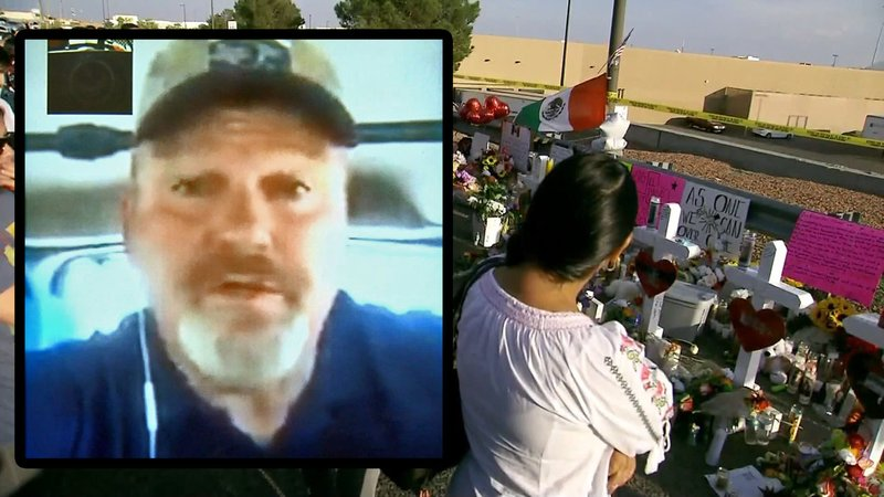 Whitesboro pastor Mike Flanagan will help counsel El Paso residents who are reeling from the mass shooting at a Walmart. (KTEN)