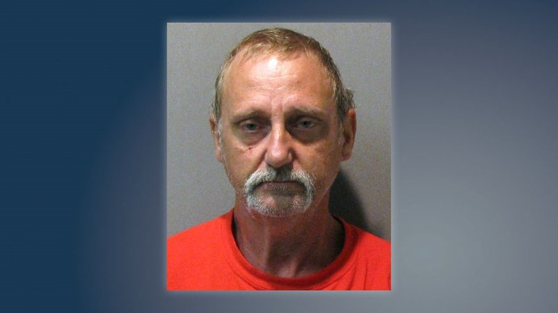 Paris police arrested Daniel Roberts following a home invasion robbery in Paris on August 14, 2019. (Paris PD)