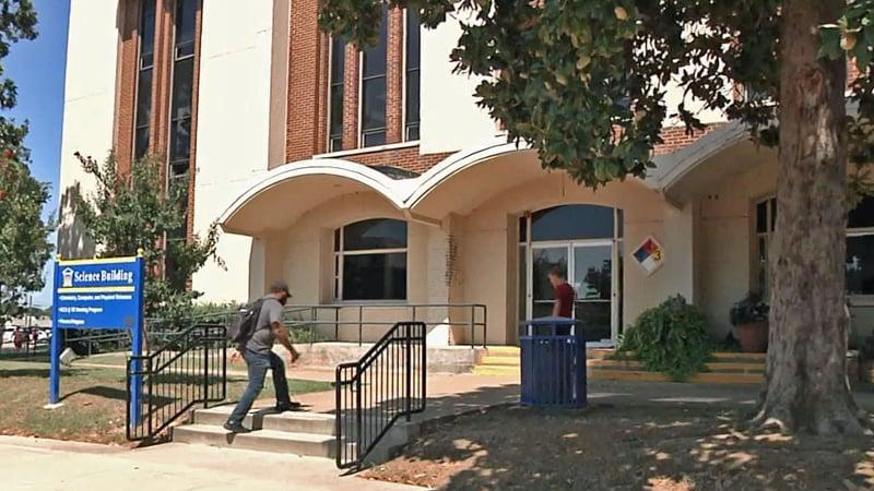 Southeastern Oklahoma State University has its highest enrollment ever. (KTEN)