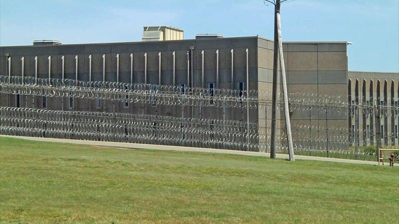 The Mack Alford Correctional Center in Stringtown, Oklahoma. (File/KTEN)