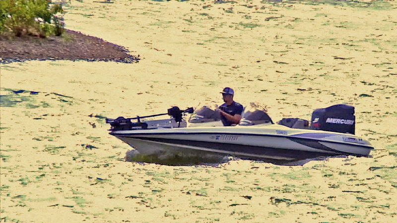 The Bass Champs Team Championship event is set for Lake Texoma. (KTEN)