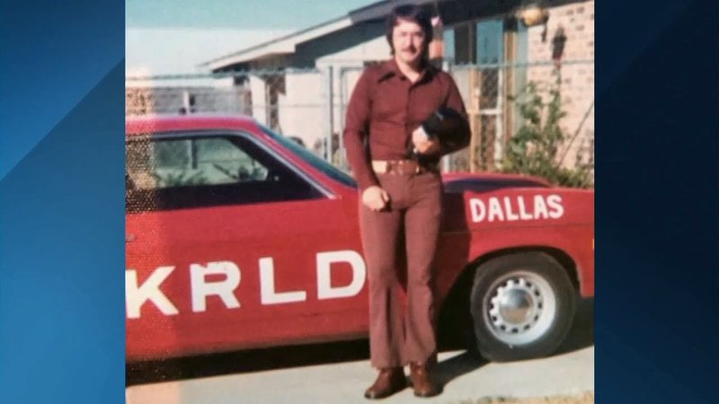 Terry Bell worked for KRLD and WFAA in Dallas. (Courtesy)
