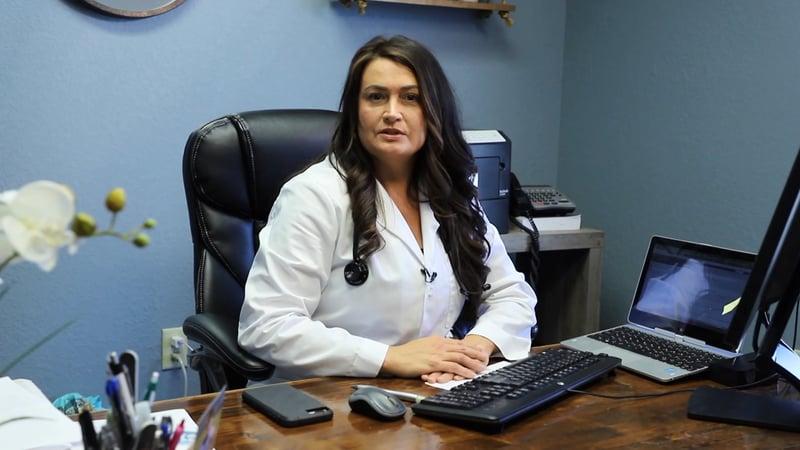 Nurse practitioner Tressa Matchen at AllianceHealth Kingston. (AllianceHealth Durant)