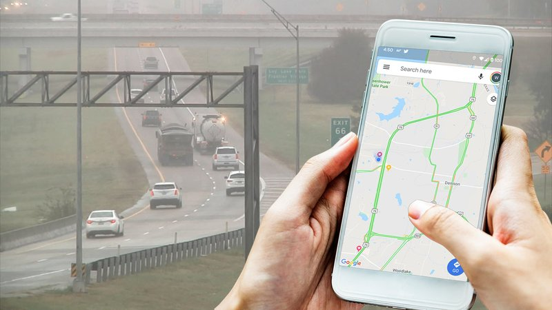Google Maps is adding features to be more competitive with Waze. (KTEN)