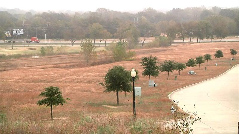 Residential construction permits are soaring in Sherman. (KTEN)