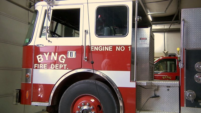 If Byng voters approve a sales tax hike, part of it would fund a full-time firefighter. (KTEN)