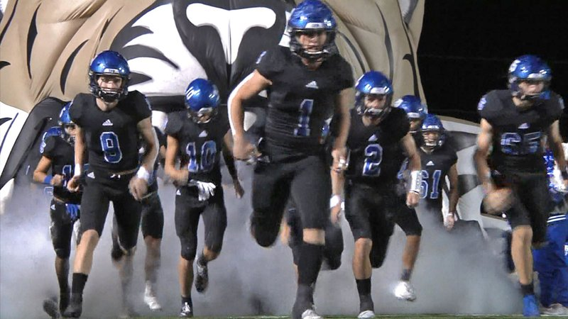 The Gunter Tigers were ranked No. 4 in Class 3A Division II. (KTEN)