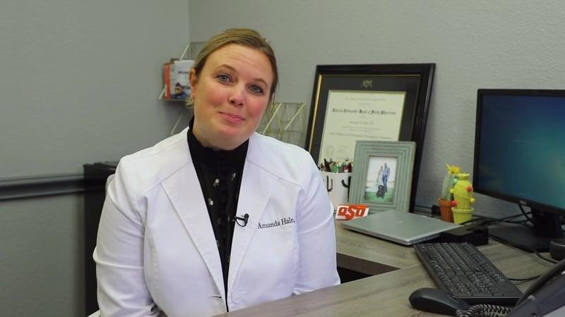 Dr. Amanda Hale (Alliance Health Durant)
