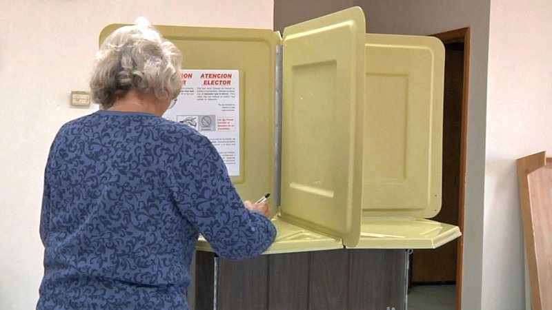 Voters in Wilson considered two propositions on November 12, 2019. (KTEN)