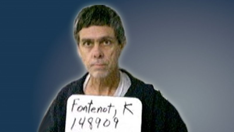 Convicted killer Karl Fontenot is scheduled to be released from an Oklahoma prison on December 19, 2019. (Department of Corrections)