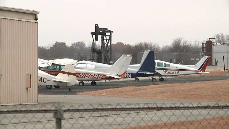 There are plans for big upgrades at Sherman Municipal Airport. (KTEN)