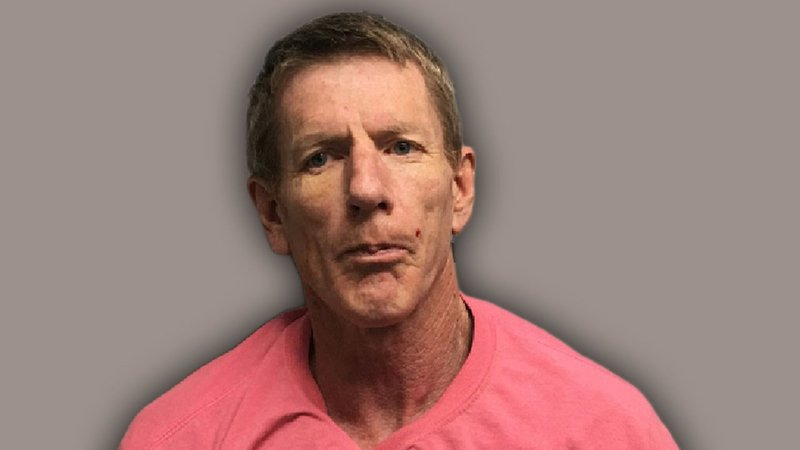 Jack Latham is a suspect in the murder of Ardmore resident Martin Lucas. (Benton County, Arkansas, Jail)