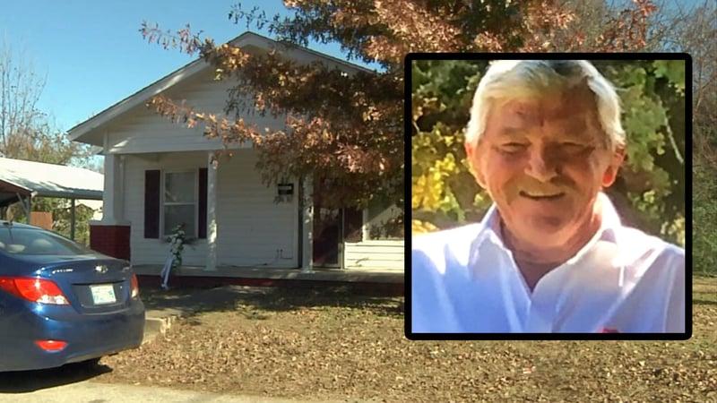 Martin Lucas was found dead at his Ardmore residence on November 15, 2019. (KTEN)