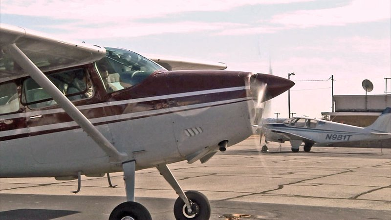 There's a plan to add residential housing at Sherman Municipal Airport. (KTEN)