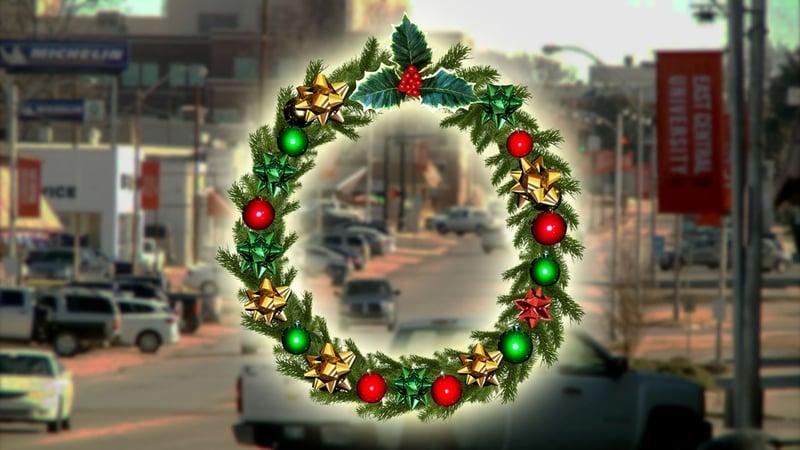 Ada's annual Christmas parade is set for December 5, 2019. (KTEN)