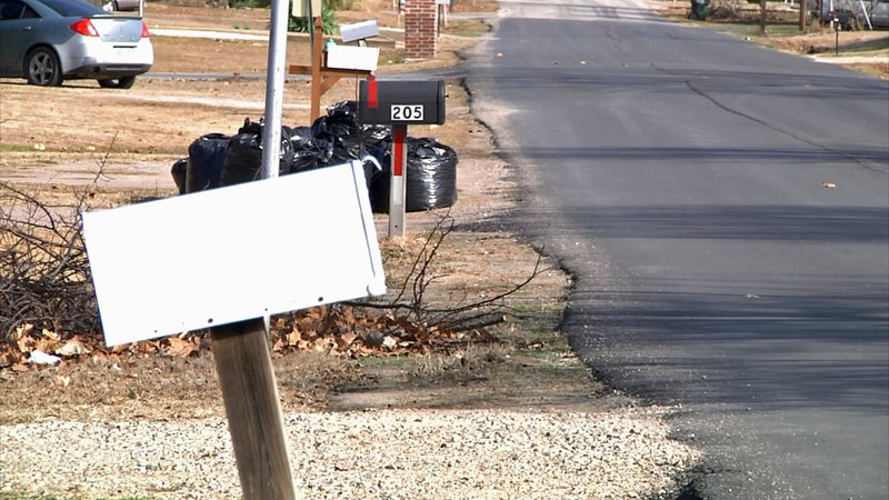 In addition to porches, mailboxes are another potential target for thieves. (KTEN)