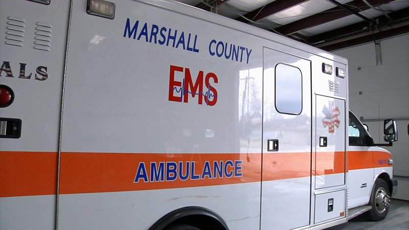 Marshall County EMS is looking to neighboring Johnston County for advice. (KTEN)