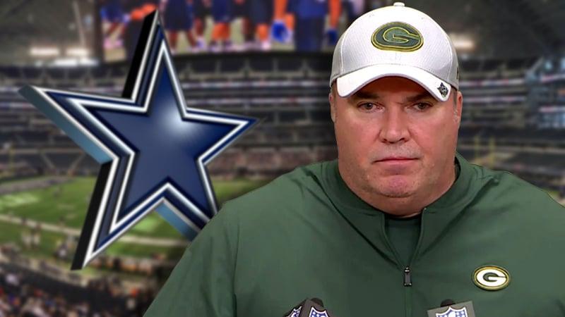 Mike McCarthy / Dallas Cowboys star / generic