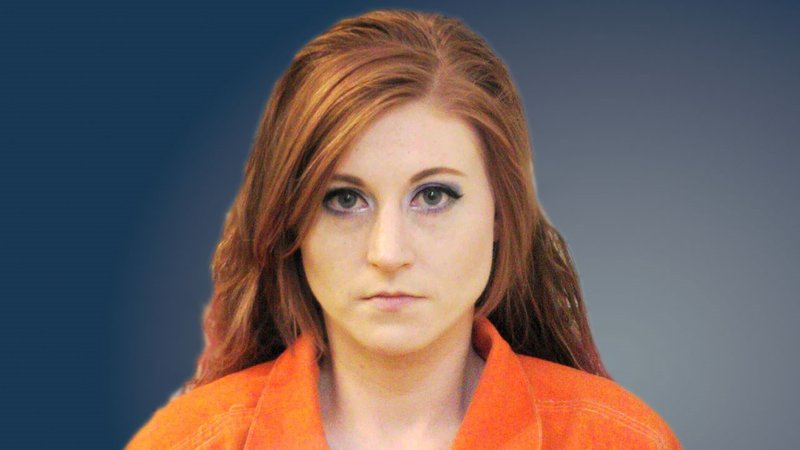 Savannah Weatherford was arrested after her newborn child tested positive for meth. (Carter County Sheriff)