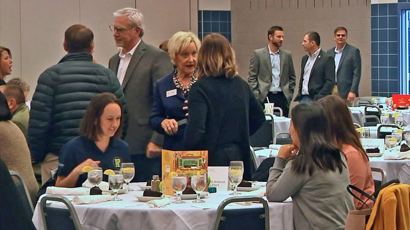 The 2020 Southern Oklahoma Education Forum in Ardmore. (KTEN)
