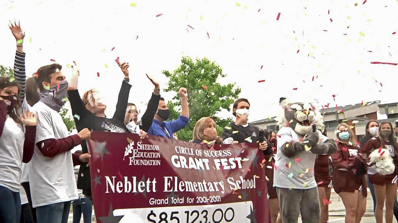 Grant program boosts Sherman teachers